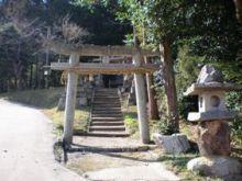 古事記おじさんのブログ-赤猪岩神社