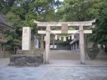 古事記おじさんのブログ-美保神社