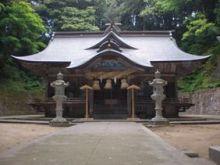 古事記おじさんのブログ-宗形神社