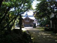 古事記おじさんのブログ-粟嶋神社