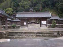古事記おじさんのブログ-佐太神社