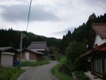 古事記おじさんのブログ-八石谷入口