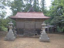 古事記おじさんのブログ-久米神社奥宮