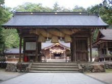 古事記おじさんのブログ-熊野大社