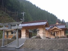 古事記おじさんのブログ-霞神社