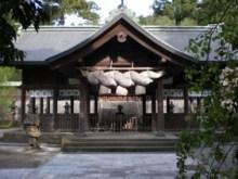 古事記おじさんのブログ-揖夜神社