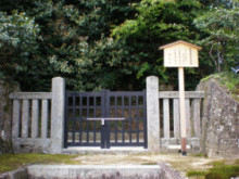 古事記おじさんのブログ-神納峠