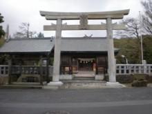 古事記おじさんのブログ-爾佐神社