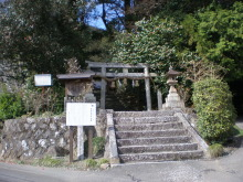 古事記おじさんのブログ-大石見入口