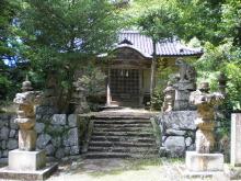 古事記おじさんのブログ-阿陀萱神社