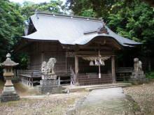 古事記おじさんのブログ-波波伎神社