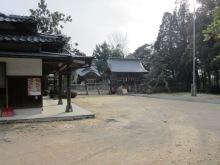 古事記おじさんのブログ-大神山神社尾高