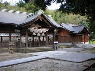 入門編・揖屋神社