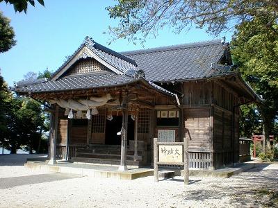 古事記おじさんの日本のはじまり探し-古事記入門編・御井神社