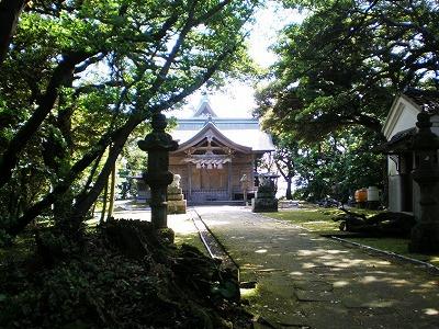 古事記おじさんの日本のはじまり探し-古事記入門編・粟島神社